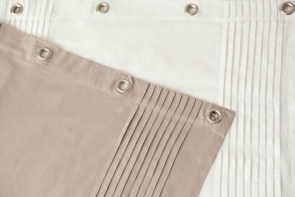 rideau de douche bain coton et textiles certifi s quitable et biologique. Black Bedroom Furniture Sets. Home Design Ideas